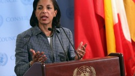 Susan Rice is the current US ambassador to the UN