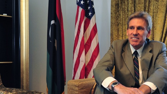 Christopher Stevens was among four Americans killed in the Benghazi attack