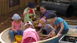 There are fears that pre-school children in the Anglia region will miss out on free childcare because of a lack of funding.