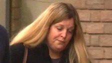 Ambulance driver Fay Parson has been cleared of causing death by careless driving.