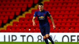 Manchester United defender Regan Poole joins Cobblers on loan