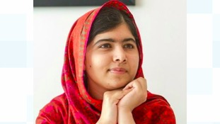 Last day at school for Malala, and first day on Twitter!