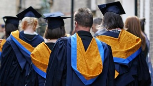 Students are graduating with 'monster' debts