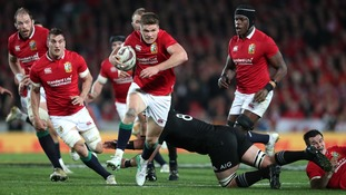New Zealand and Lions draw epic final Test