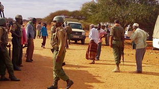 Nine beheaded in dawn knife attack in Kenyan village