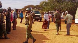 Nine beheaded in dawn knife attack in Kenyan village