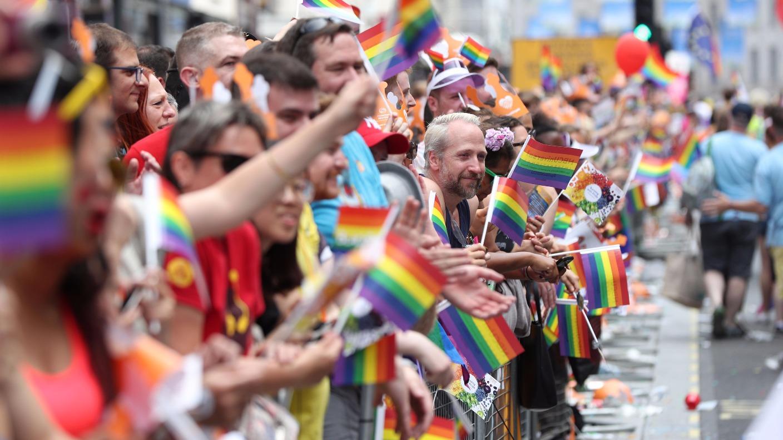 London Pride, ITV News