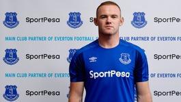 Wayne Rooney returns to Everton