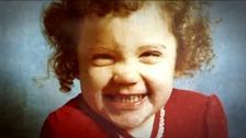 Katrice Lee aged 2