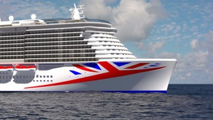 Southampton-based cruise ship will be P&O's largest and greenest yet