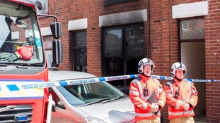 Fatal Bolton house fire 'caused by halogen heater'