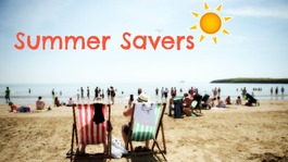 Summer Savers - top tips for a cost-effective holiday