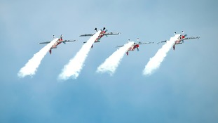 The Global Stars are set to thrill visitors at the Scampton Airshow in September