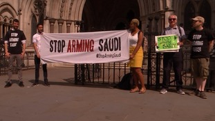 High Court rules UK arms sales to Saudi Arabia are lawful
