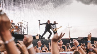U2 celebrate 30 years of The Joshua Tree at Twickenham
