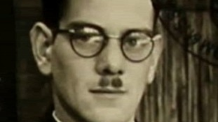 Nazi spy who was parachuted into Britain 'to kill Winston Churchill' gets a headstone