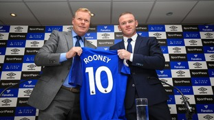 Wayne Rooney: I need the challenge of Everton at this time