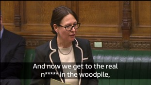PM removes whip from Devon MP over use of the 'n' word