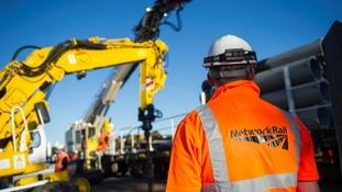 Nine-day closure between Kilmarnock and Carlisle due to to rail work