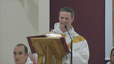 Philip Mulryne has been ordained into the priesthood.