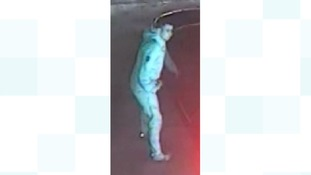 Police release images over Bradford arson attack