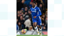Defender Ola Aina has joined from Chelsea