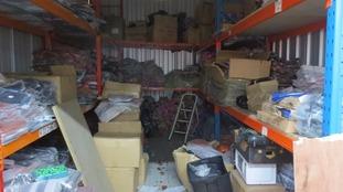 Fraudsters behind fake handbag empire spared jail