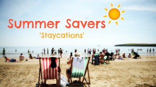 Top places to 'staycation' in Wales