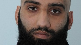 Man jailed on terror charge after his family tipped off police