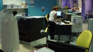 NHS trusts had warned of a breakdown in workforce planning earlier this year.