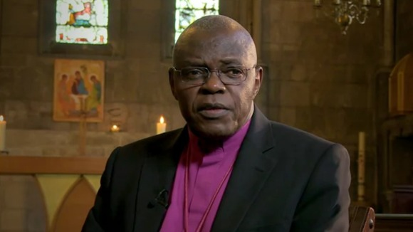 Archbishop of York, Doctor John Sentamu