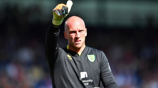 John Ruddy signed for Wolves earlier this week.