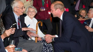 The Duke has completed his service with the RAF Search and Rescue Force