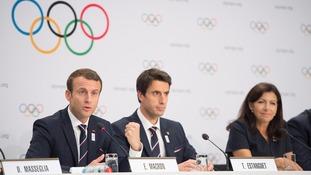 Paris has bid to host the 2024 Olympic Games.