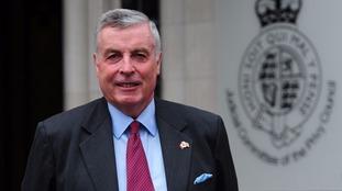 John Walker: Ex-cavalry officer wins landmark legal battle over his husband's pension rights