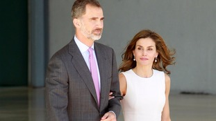 What will the King of Spain say about Gibraltar when he addresses MPs this afternoon?