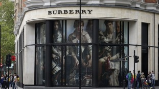 Burberry believe redeveloping Temple Works in Leeds would be too expensive.