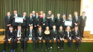 IoM school wins award for Best Secondary School Farm
