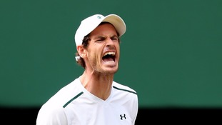 Andy Murray's Wimbledon defence ends as injuries take their toll in five-set defeat to Sam Querrey