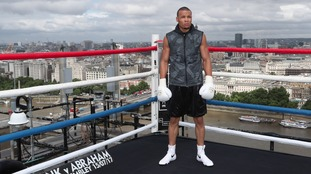 Eubank has only suffered one defeat in all of his professional bouts.