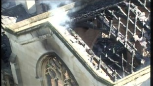 St Barnabas' Church is reopening after a fire in 2007.