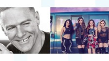 Bryan Adams will be performing on 15 July and Little Mix on 16 July