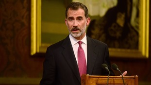 King of Spain confident of deal on Gibraltar that is 'acceptable to all'