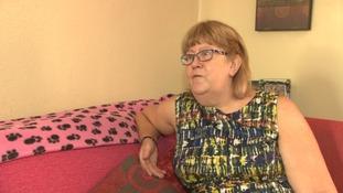 Widow of blood victim: 'We were completely broken'