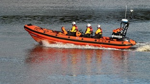 Kirkcudbright lifeboat has joined the search