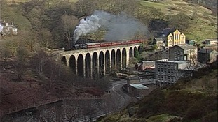 Work begins to strengthen historic Calderdale viaduct