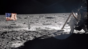Moon dust collected by astronaut Neil Armstrong to be sold at auction