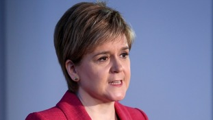 Sturgeon: Brexit bill is a Westminster power grab