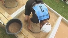 The Gold Panning Championships will be held in Moffat over the summer