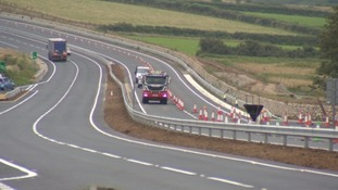 A30 roadworks